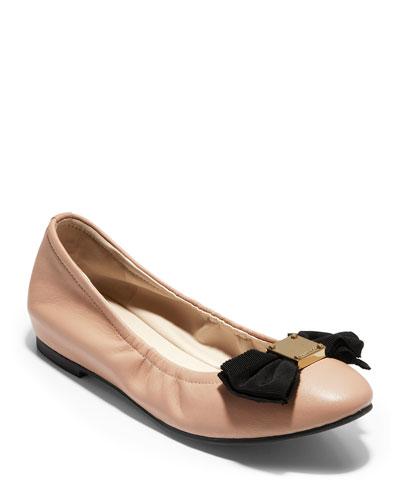 Tali Soft Bow Ballet Flats