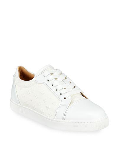 Vieira Orlato Flat Sneakers