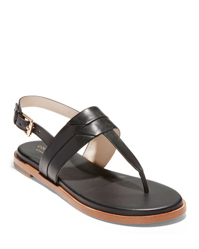 Ainslee Grand T-Strap Sandals