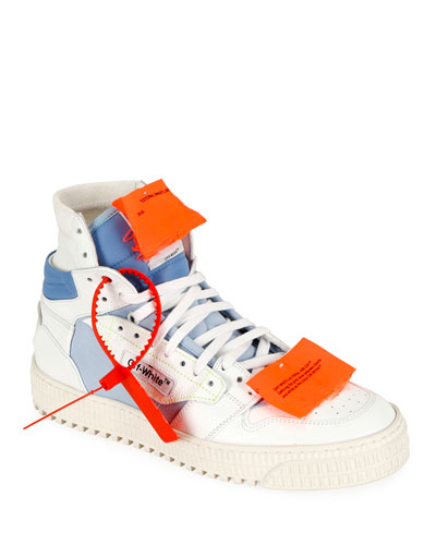 af7fc9403 Quick Look. Off-White · Off Court Leather High-Top Sneakers
