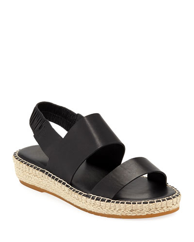 Cloudfeel Slingback Espadrille Sandals