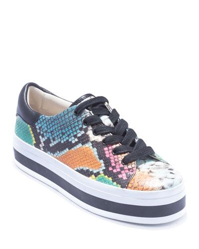 Ezra Multi Platform Sneakers