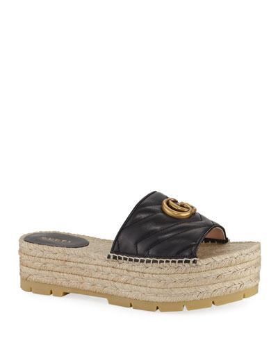 Pilar Platform Espadrille Sandals