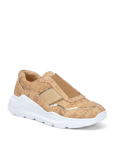 Karlie Cork Sneakers