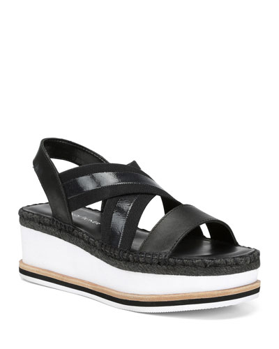 Audrey Comfort Wedge Sandals