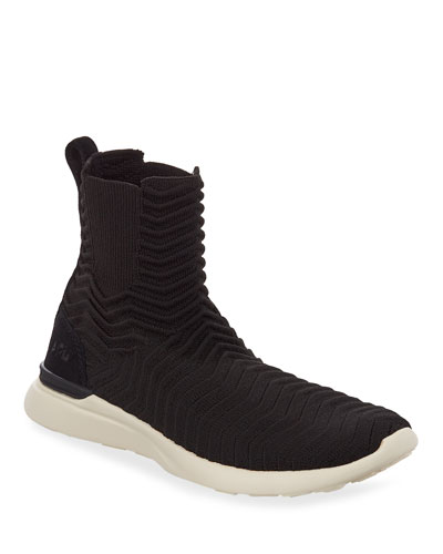 Techloom Chelsea High-Top Sneakers