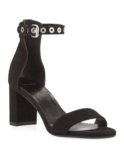 990d8731d49 Adjustable Buckle Ankle Strap Sandal