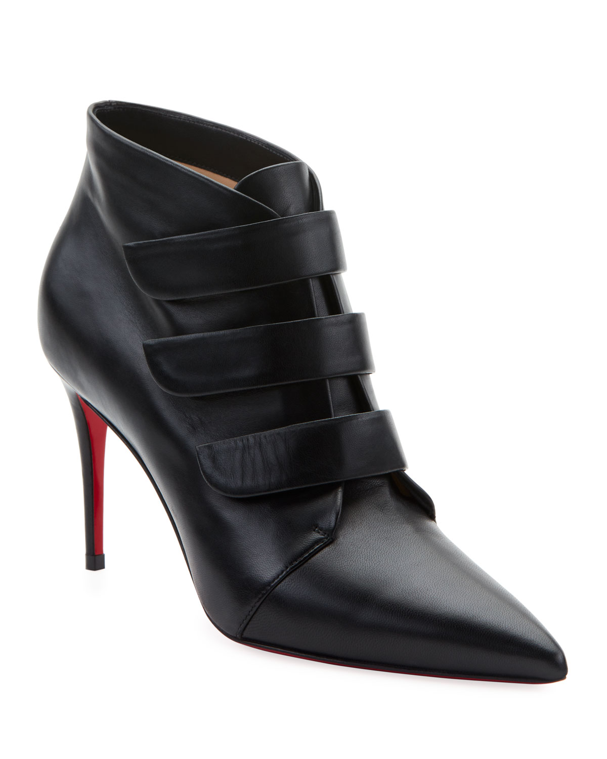 Trini Grip Red Sole Booties
