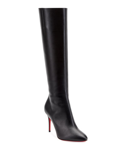 Eloise Botta Red Sole Boots