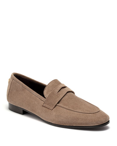 Park Avenue Suede Loafers
