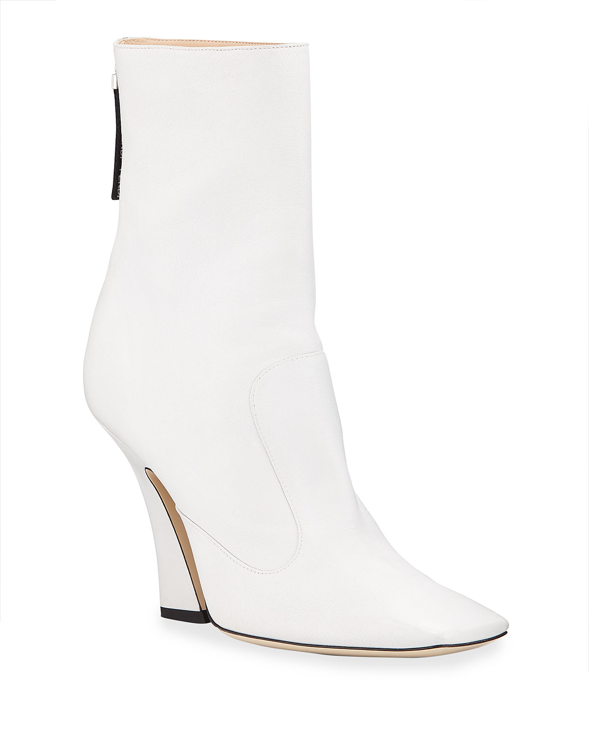 FFreedom 105mm Calf Leather Booties