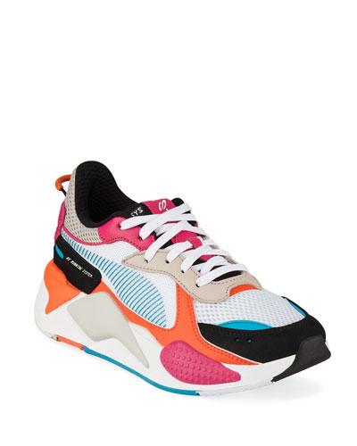 b7890ea8e96 Puma Logo Sneakers