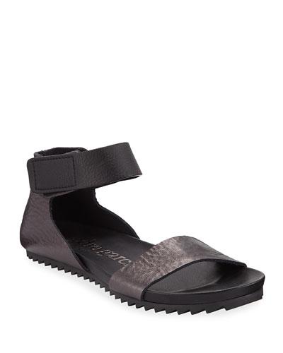Jalila Ankle-Strap Sandals