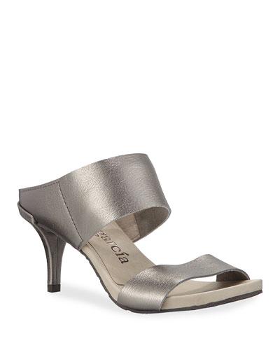 Winda Double-Strap Sandals