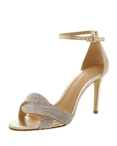 cbdfa719387235 Crystal Evening Shoes