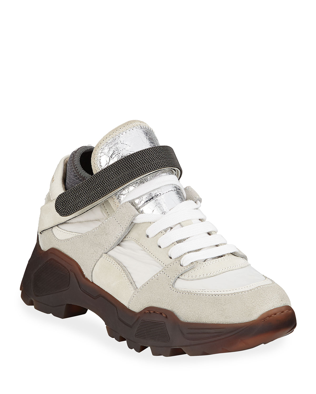 Trekk Chunky Monili Sneakers