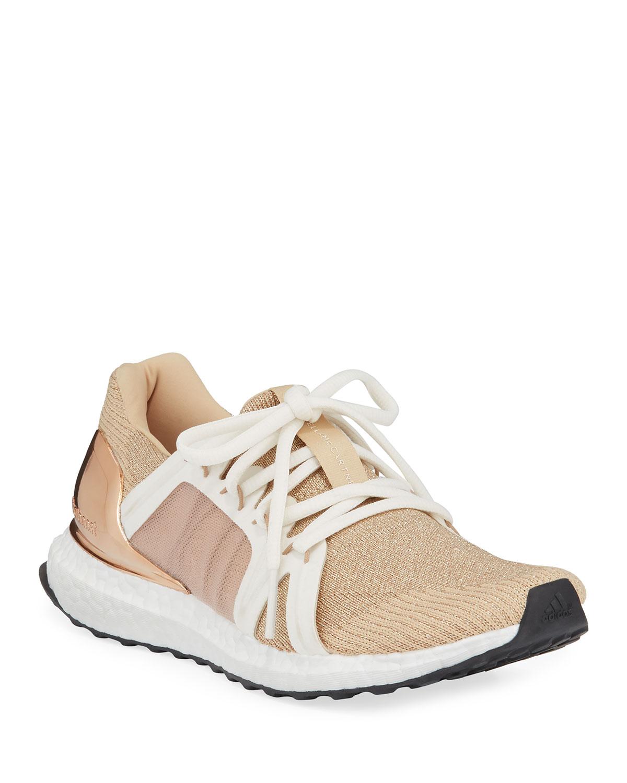 Ultraboost Metallic Knit Running Sneakers