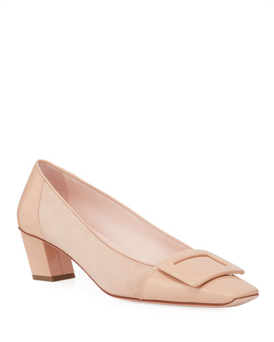 Belle Pilgrim Mixed Pumps