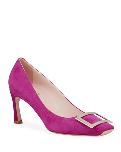 Dec Belle Trompette Pumps