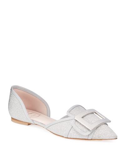 Soft Gommette Ballet Flats