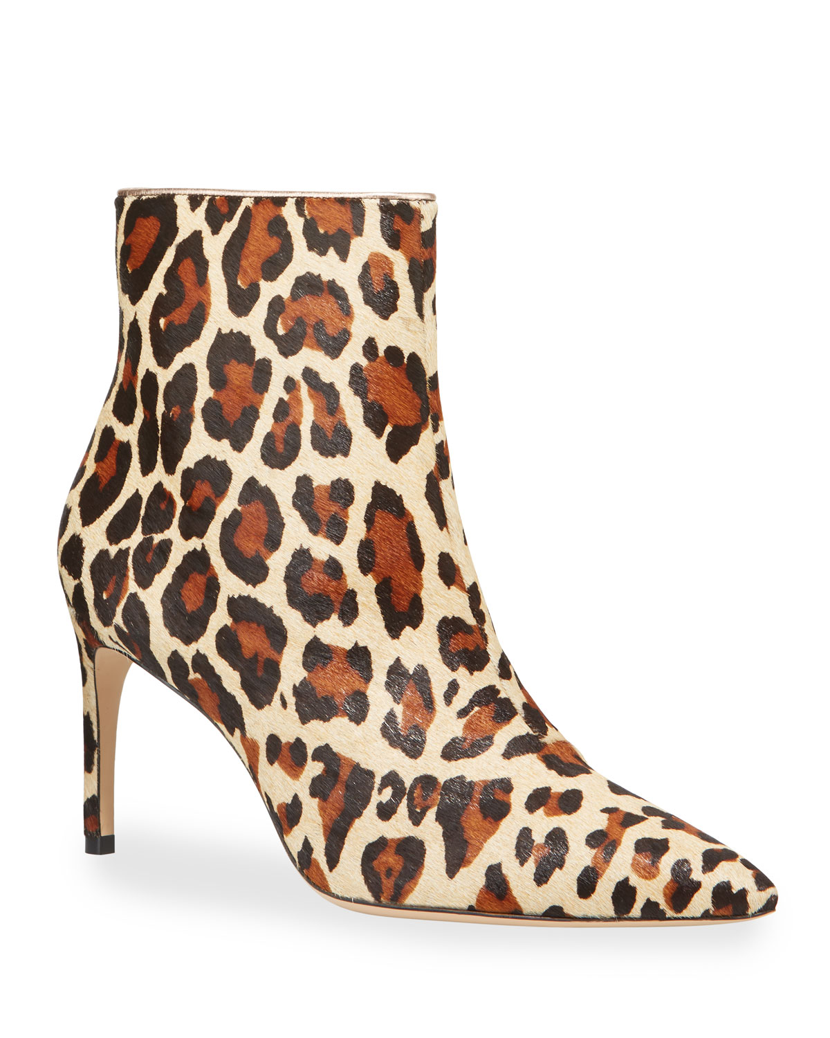 Sophia Webster Boots RIZZO MID-ANKLE ZIP BOOTIES