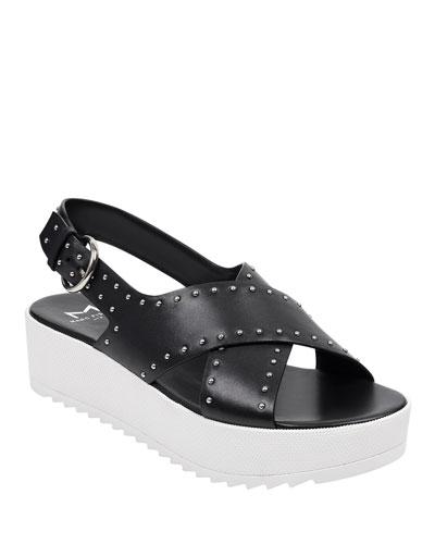 Delilah Sport Wedge Sandals