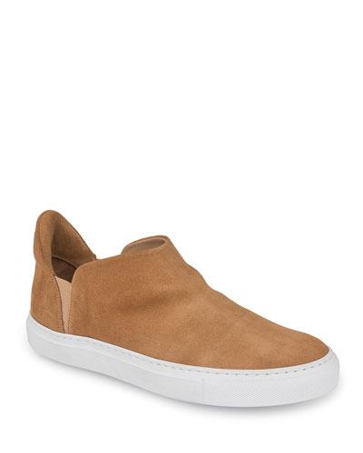 Zola Suede Slip-On Sneakers