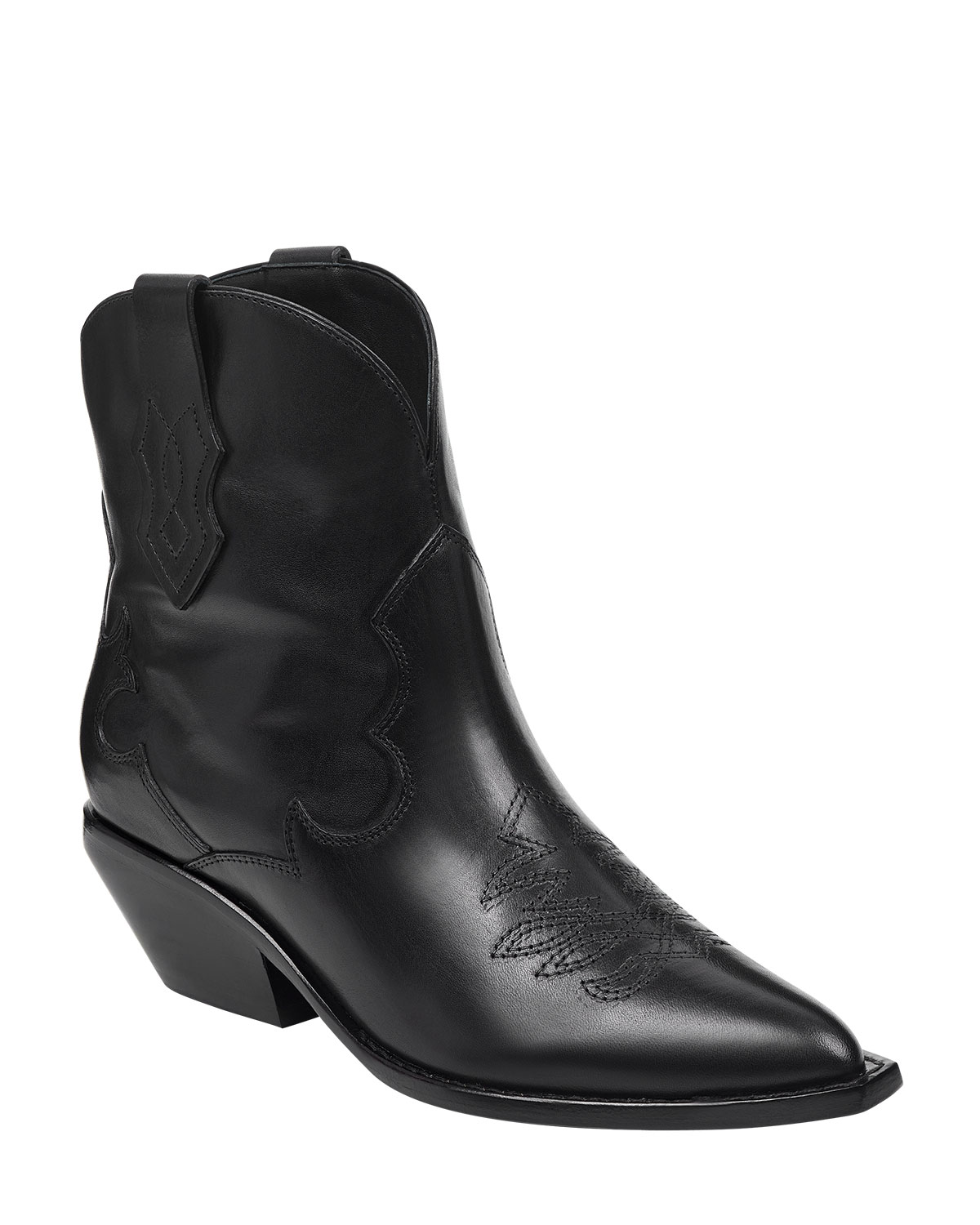 Taima Two-Tone Booties