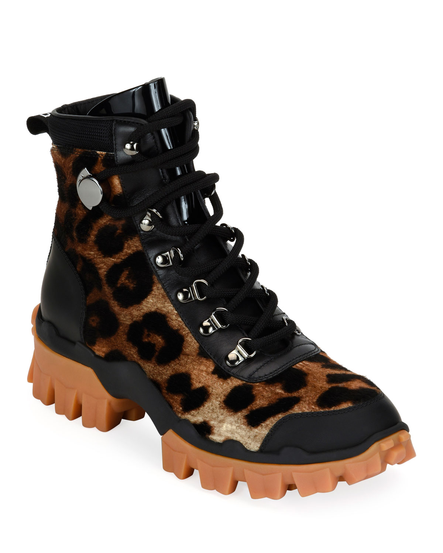 Helis Stivale Leopard Boots