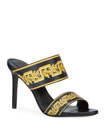 Grecco Slide Sandals