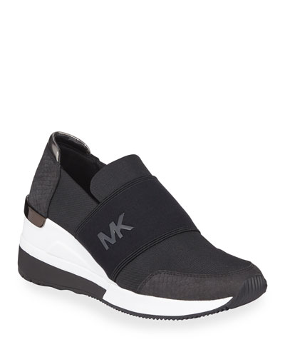 Felix Wedge Trainer Sneakers