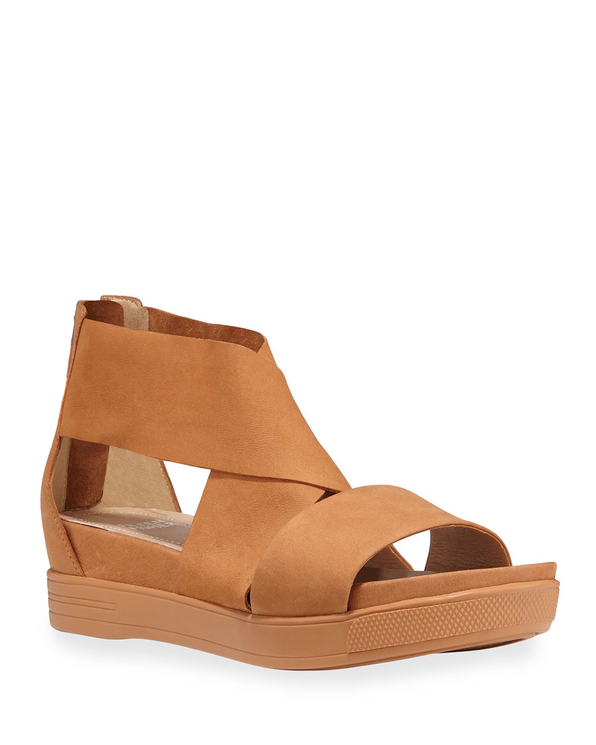 Sport Strappy Leather Sandals