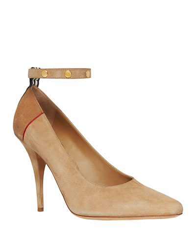 Abicy Suede Pumps