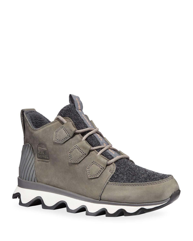 Kinetic Caribou Short Boots