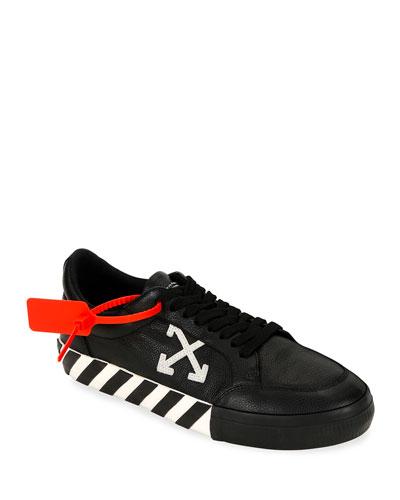 Arrow Low-Top Vulcanized Sneakers