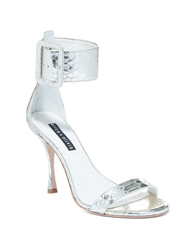 Dolora Ankle-Strap Sandals