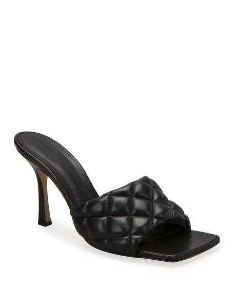 Bottega Veneta Napa Puffy Slide Sandals