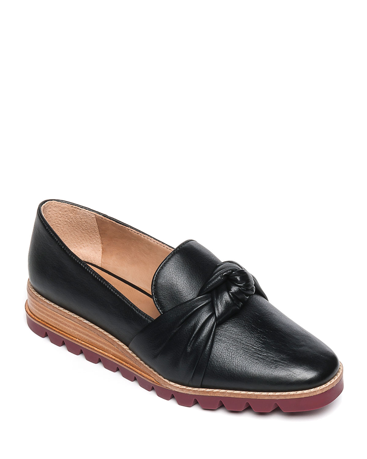 Jansen Leather Loafers