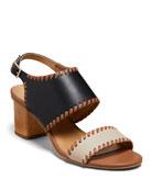 Jack Rogers Sloane Two-Tone Sandals