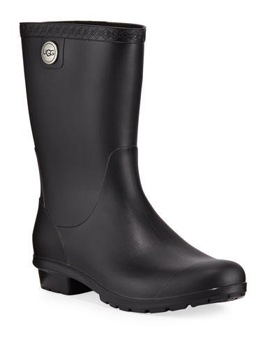 Sienna Matte Short Boots