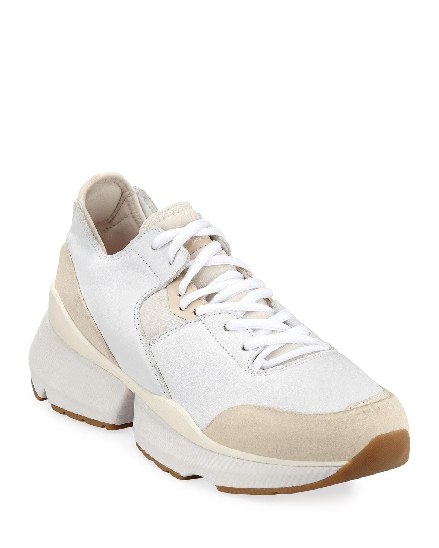 Manston Mixed Runner Sneakers