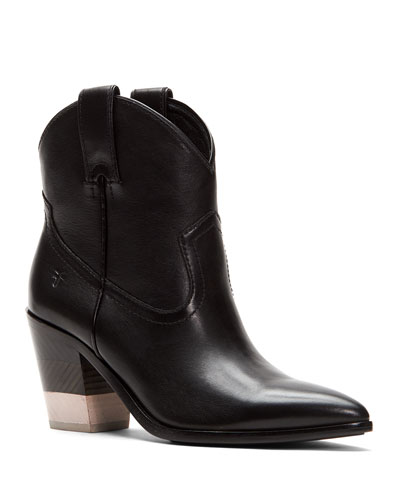 b0fdfbe65c1 Imported Leather Outsole Ankle Boot | Neiman Marcus