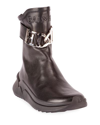 ID Sneaker B Booties