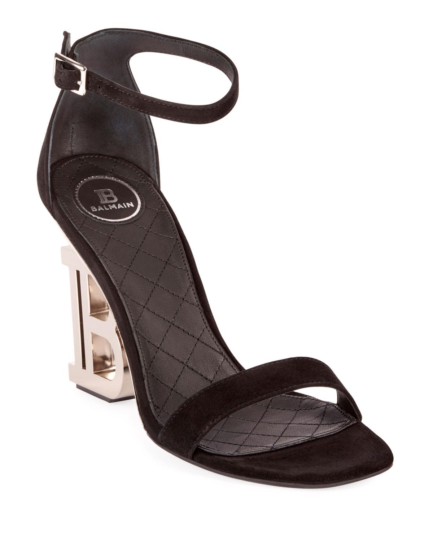 Naomi PB-Heel Sandals