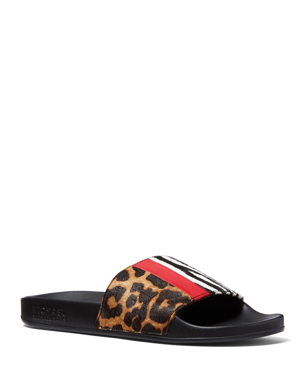 Ayla Slide Pool Sandals