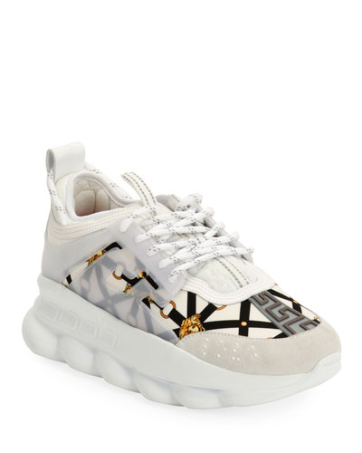Chain-Reaction Sneakers