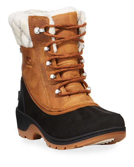 Sorel Whistler Mid Waterproof Boots