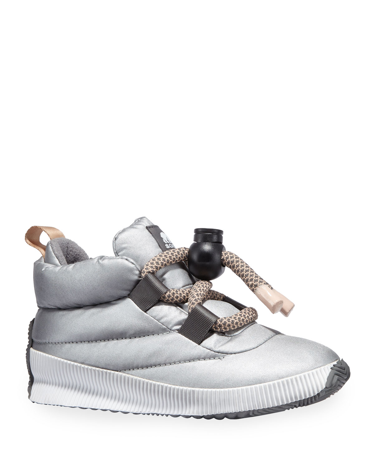 Out 'N About Puffy Waterproof Sneaker Booties