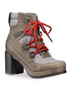Sorel Blake Waterproof Lace-Up Hiker Boots