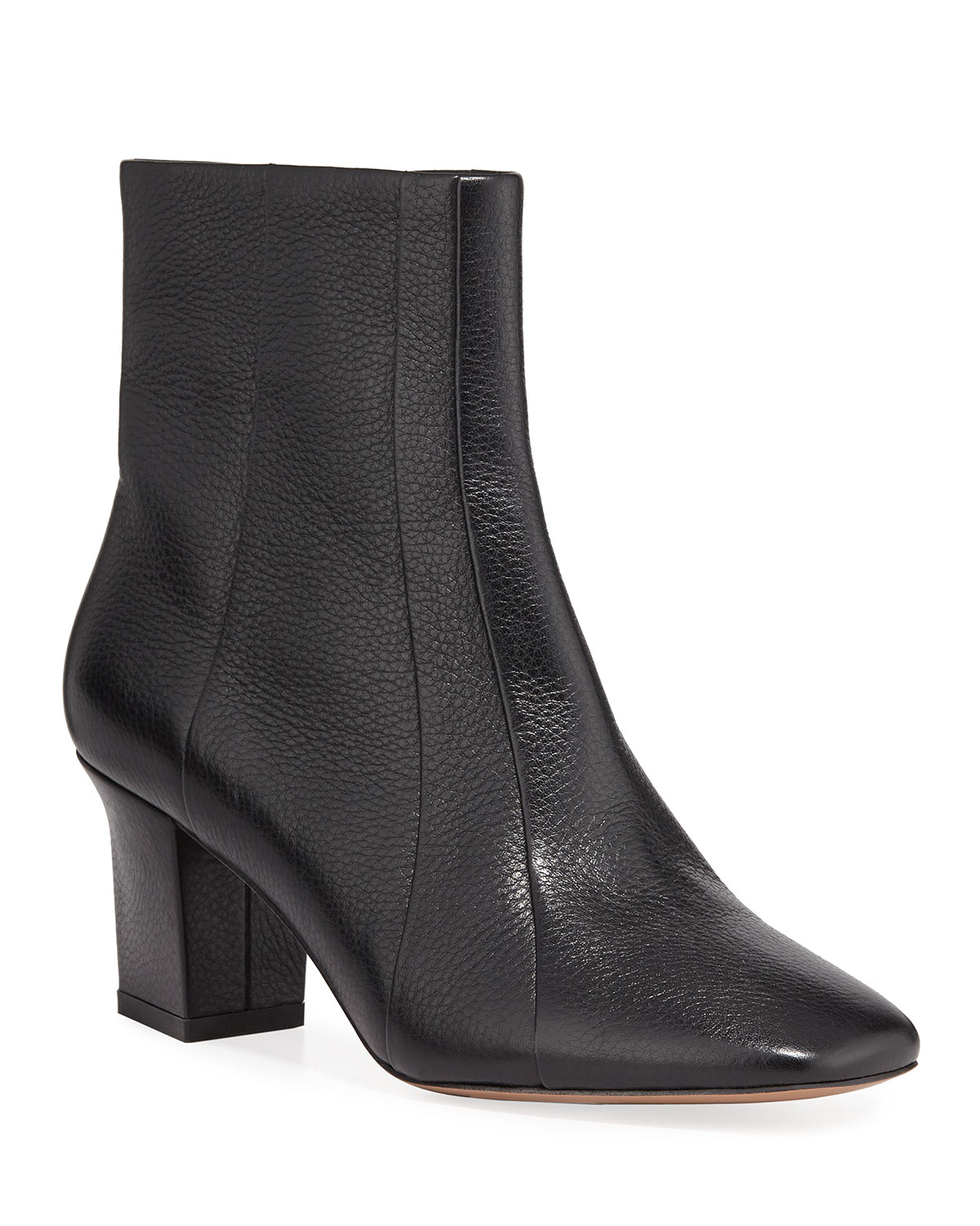 Felix Tumbled Leather Booties